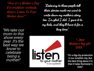 LISTEN TO YOUR MOTHER, ROCHESTER SHOW TICKETS ON SALE NOW!