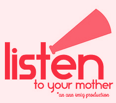 listen to your mother logo