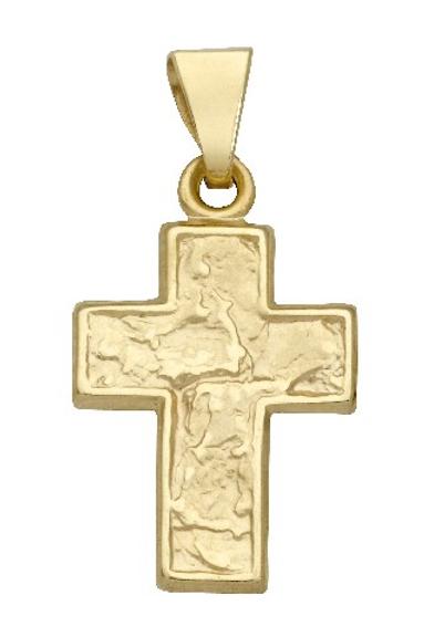 585-AH Kreuz gehämmert