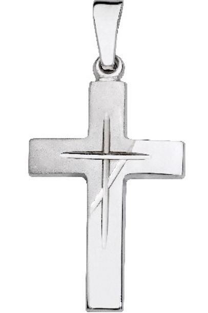 585/WG-Kreuz,teils glatt, teils matt