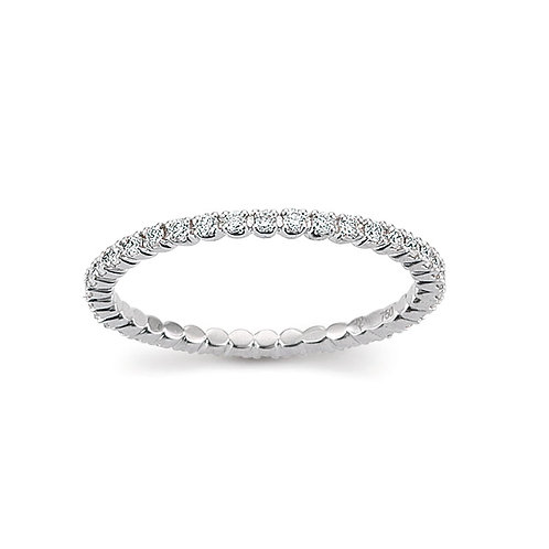 Memoire-Ring 750 WGBrillant
