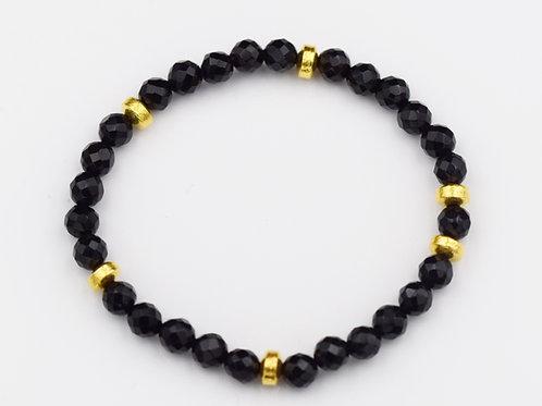 Edelstein Armband Onyx