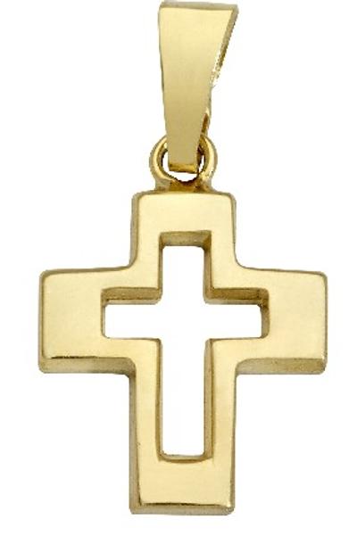 585-AH Kreuz  massiv