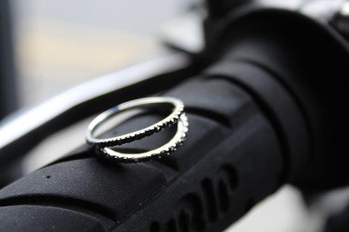 Sabine Marcasite Ring