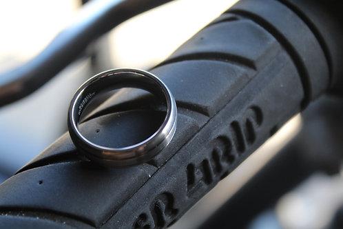 Unisex Tungsten Carbide Ring
