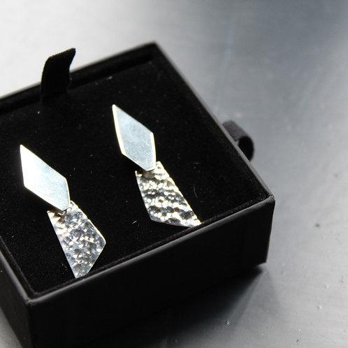 Diagonal Earrings