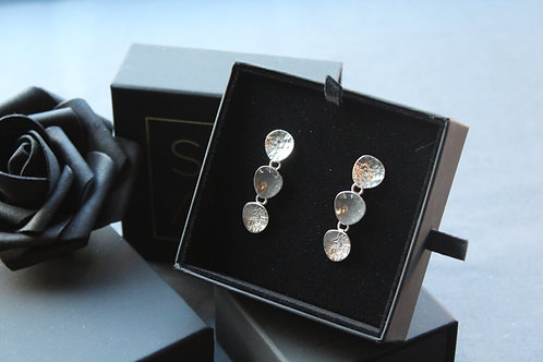 Designer Stepping Stones Earrings