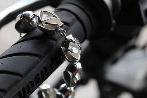 Orchid Designer Bracelet