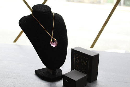Hydro Necklace Pink