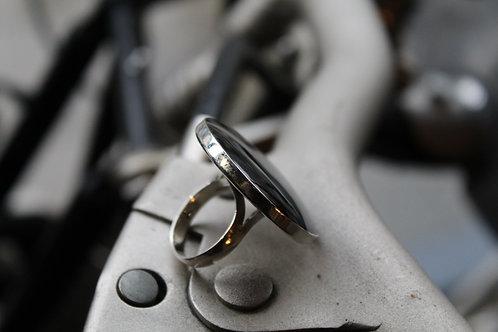 Large Onyx Ring