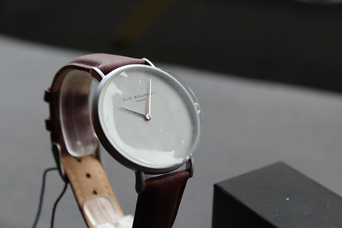 Ellie Beaumont Hoxton Watch Wine Strap