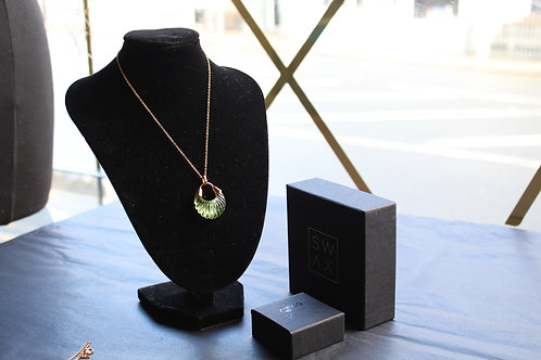 Hydro Necklace Green