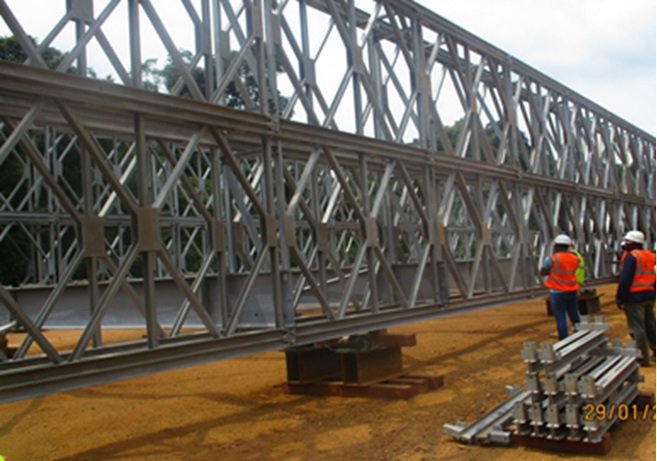 Bridge | Pont - Cameroun