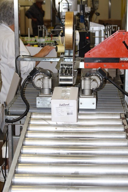 Date Sugar Production Line