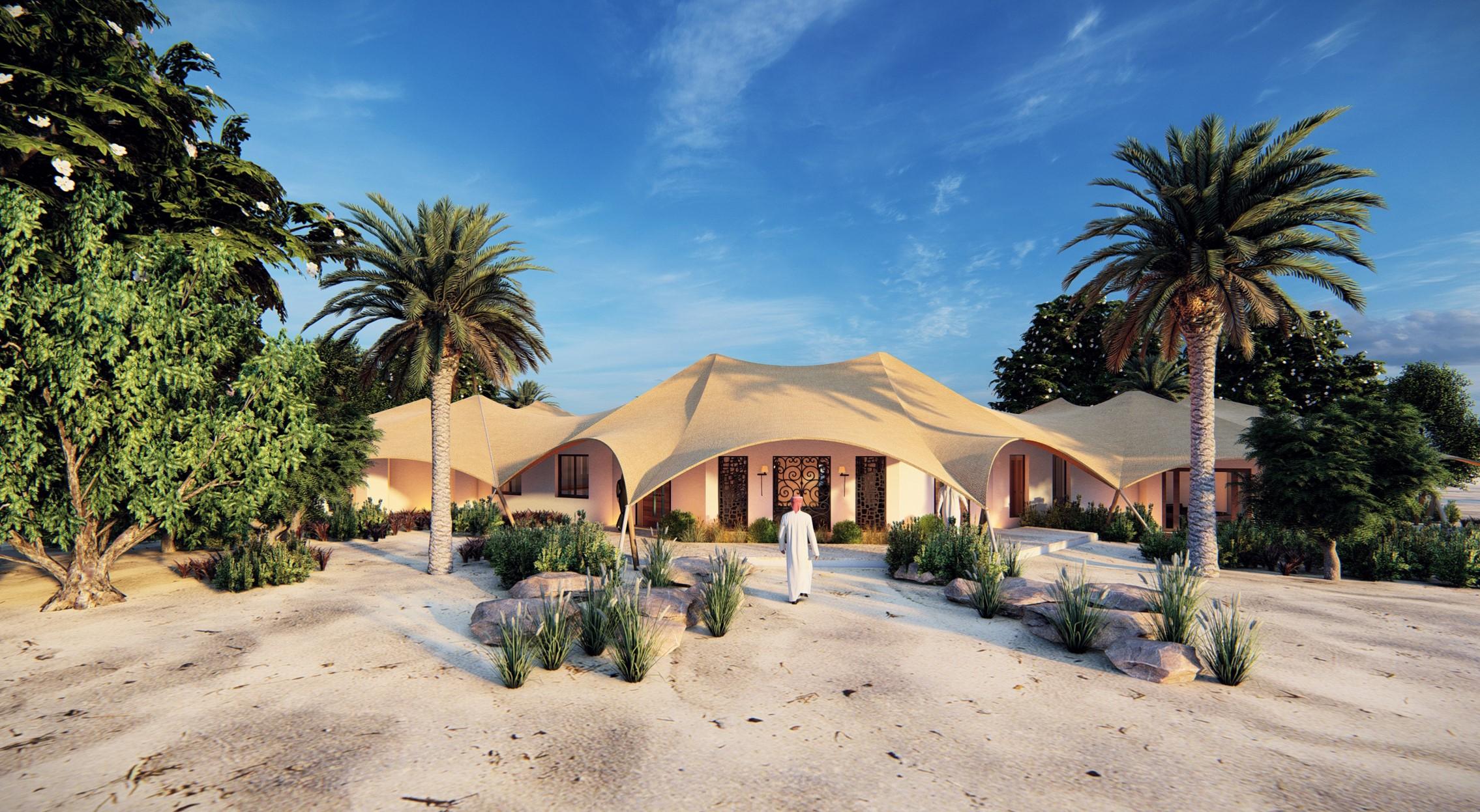 Hotel - Kingdom of Saudi Arabia