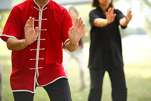 coaching Qi Gong
