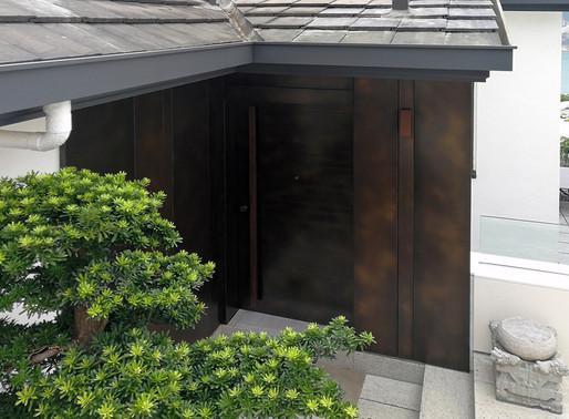 Bespoke Doors - A Grand Entrance