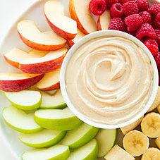 Fun Recipe - Peanut Butter Fruit Dip