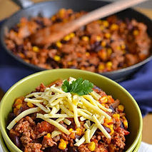 Warming you up with Turkey Chili