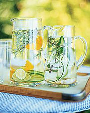 Herb-Infused Water can Quench your Thirst & Add a Health-Twist!