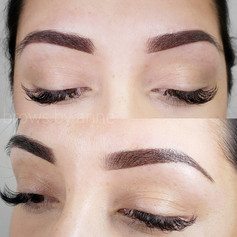 Powder Ombre Brow