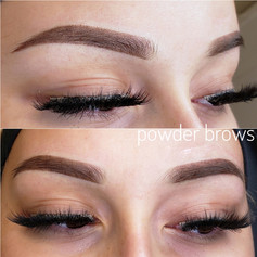 Ombre Powder Brow