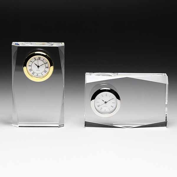 DT-1 クリスタル時計