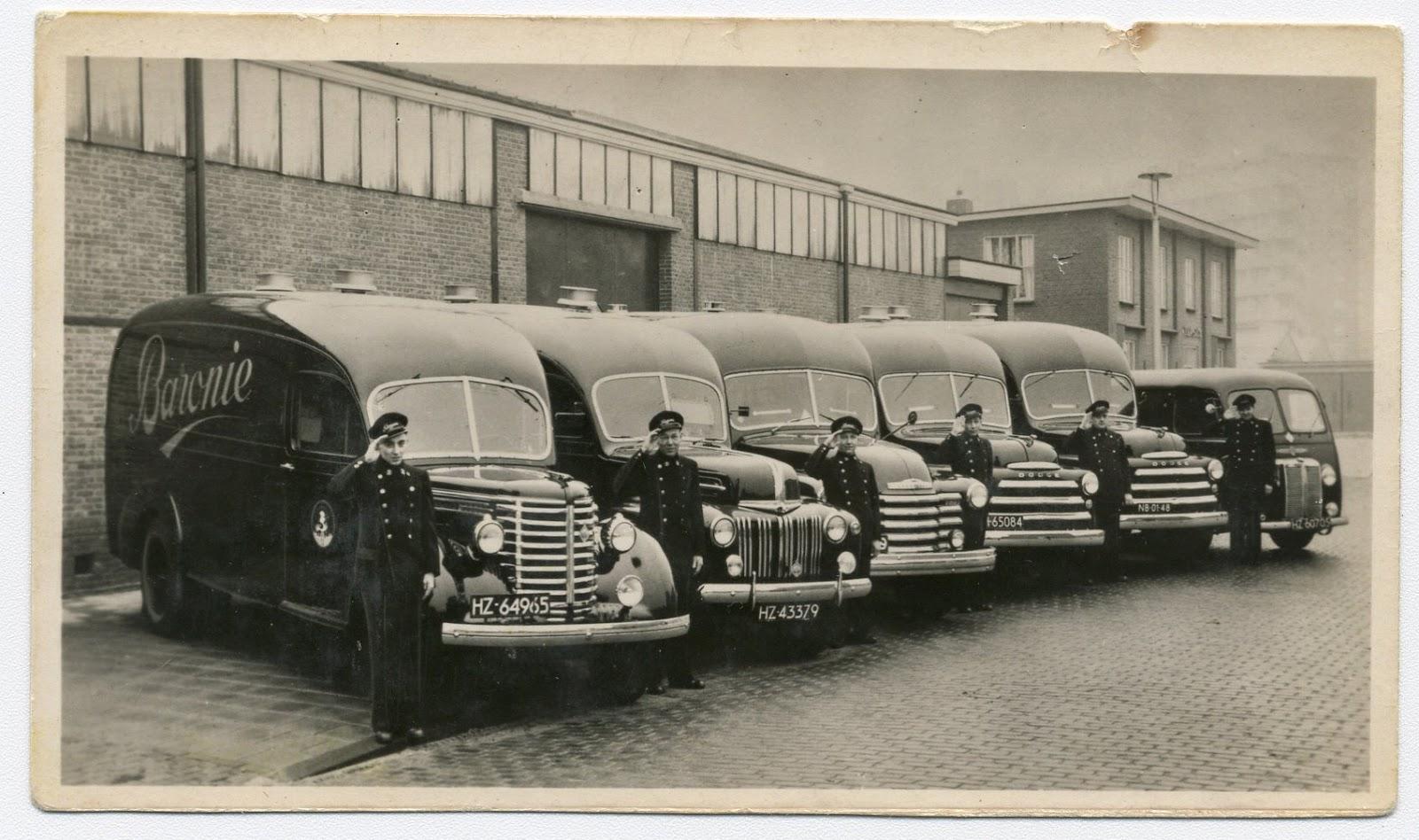 De busjes van de Baronie
