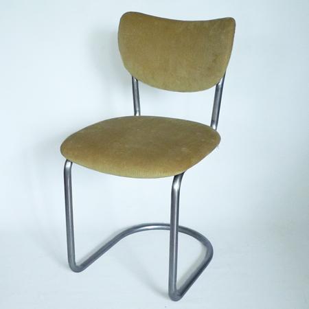 De Wit stoel