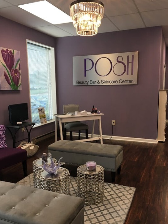 Posh Beauty Bar And Skincare Center Kim Alles Langhorne Pa