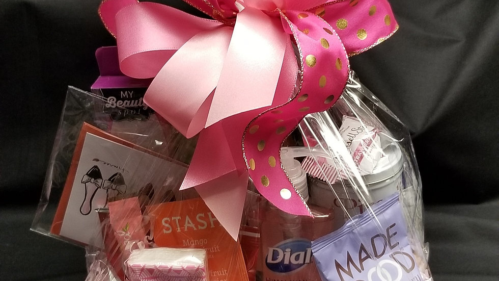 Gift Basket-Tranquility