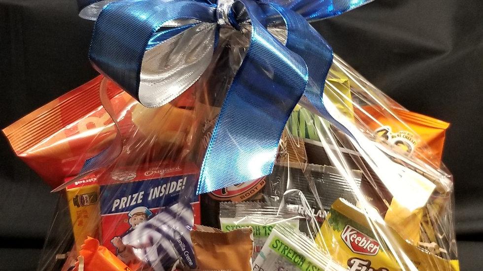 Gift Basket-Snack Attack