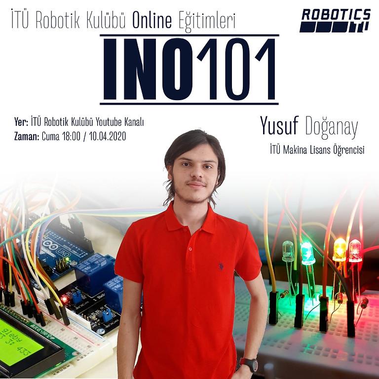 INO101 / Arduino'ya Giriş