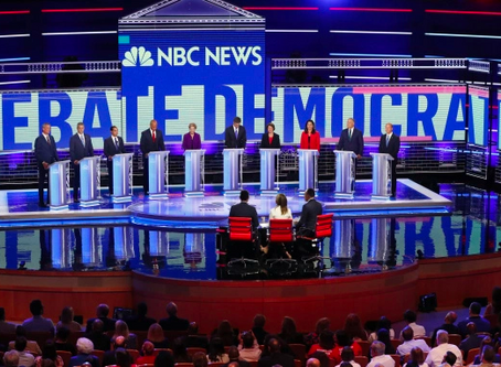 The first 2020 Democratic Debate is over; here's why 'Warren / Buttigieg' will be the ticket