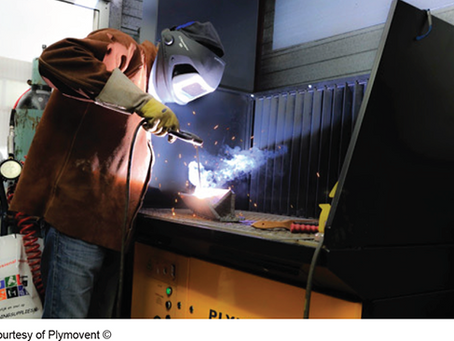 An Introduction To Welding - Why Do Workers Need Protecting ?