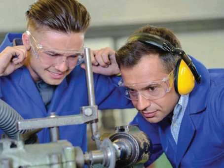 Do you have a noise problem at work? HSE Guidance