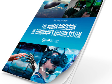 The future of aviation revealed in a new white paper