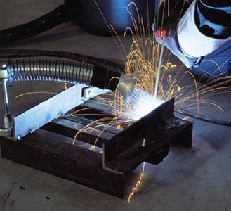 Many welders are exposed unnecessarily to welding fume and gases that can damage their health
