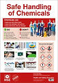 chemical at work poster