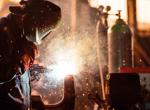 HSE issues welding warning
