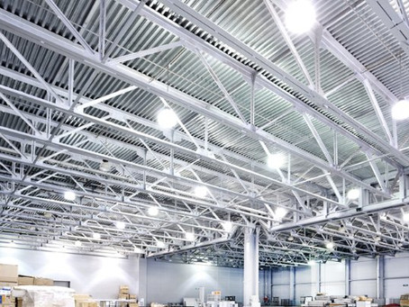 LED Lighting on Construction Sites