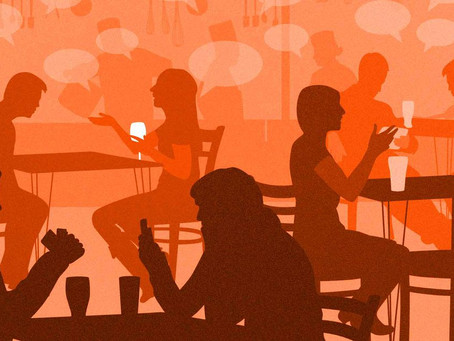 UK Government Introduces New Covid Noise Limit ForBars, Pubs, Cafes & Restaurants