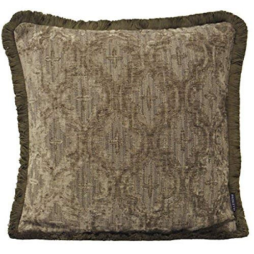 "Westminster"" Cushion Covers, Mocha, 55 x 55 cm"