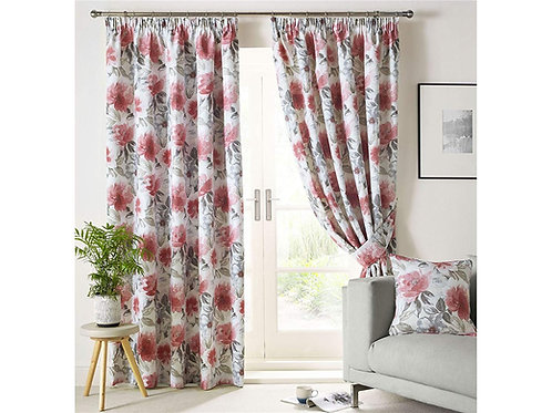 Sophia Floral Curtains