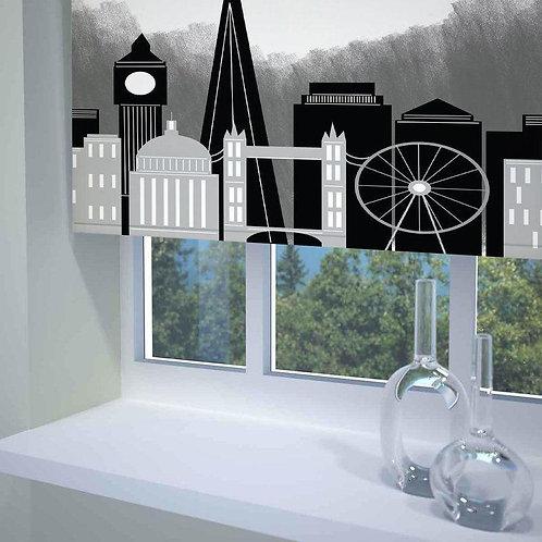 London Skyline Roller Blind
