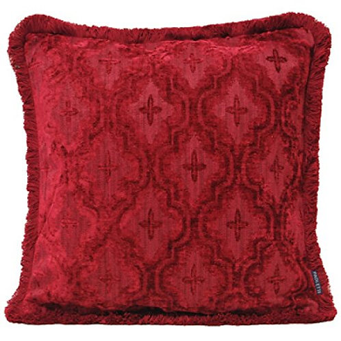 "Westminster"" Cushion Covers, Raspberry, 55 x 55 cm"