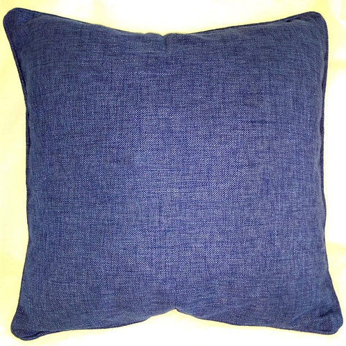 "Enhanced Living Essence Cushion Cover - Navy - 17""/43cm"