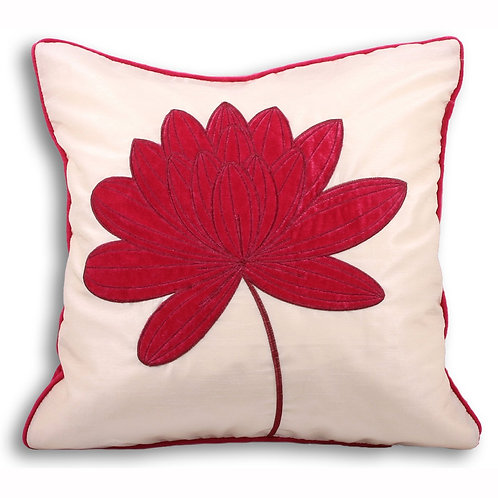 "Mardi Gras"" Cushion Covers, Pink"