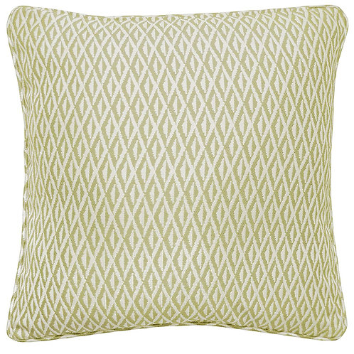 "Phoenix Jacquard Citrus - Cushion Cover - 22""/55cm  by Cocoon"