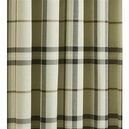 Lomond Check Curtains